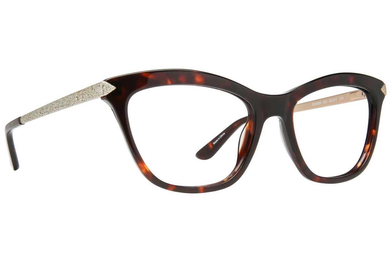 GUESS GU 2655 Tortoise Eyeglasses