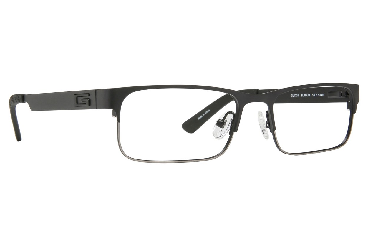 GUESS GU 1731 Black Eyeglasses