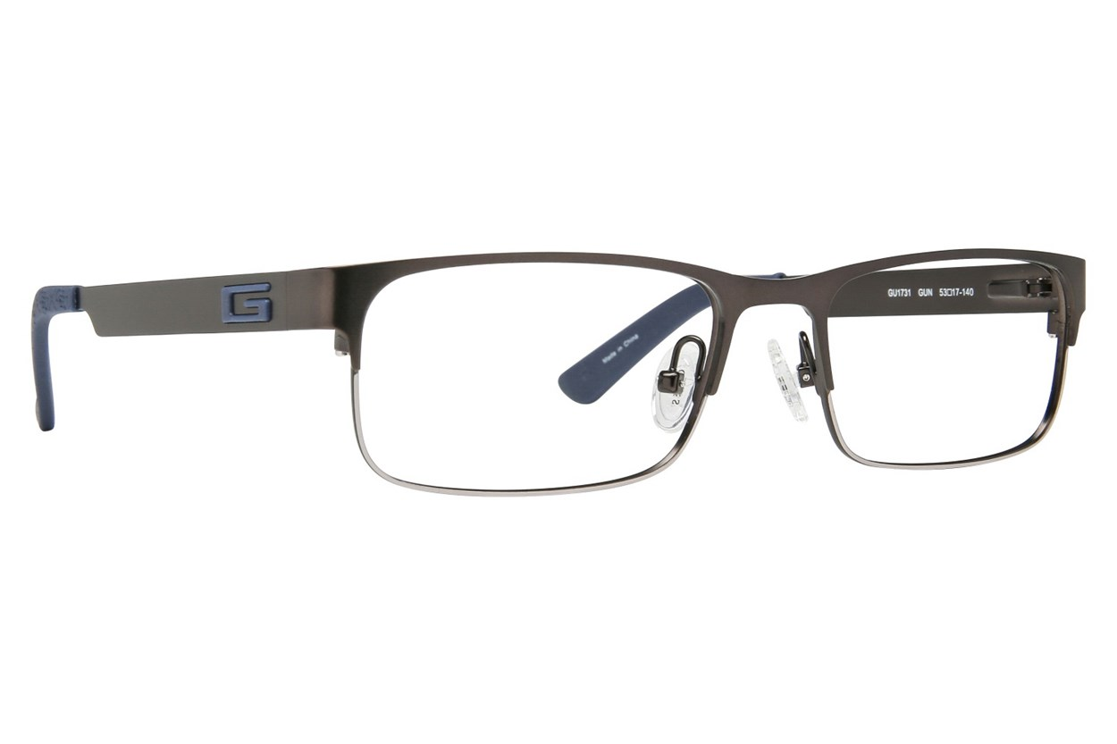 GUESS GU 1731 Eyeglasses - Gray