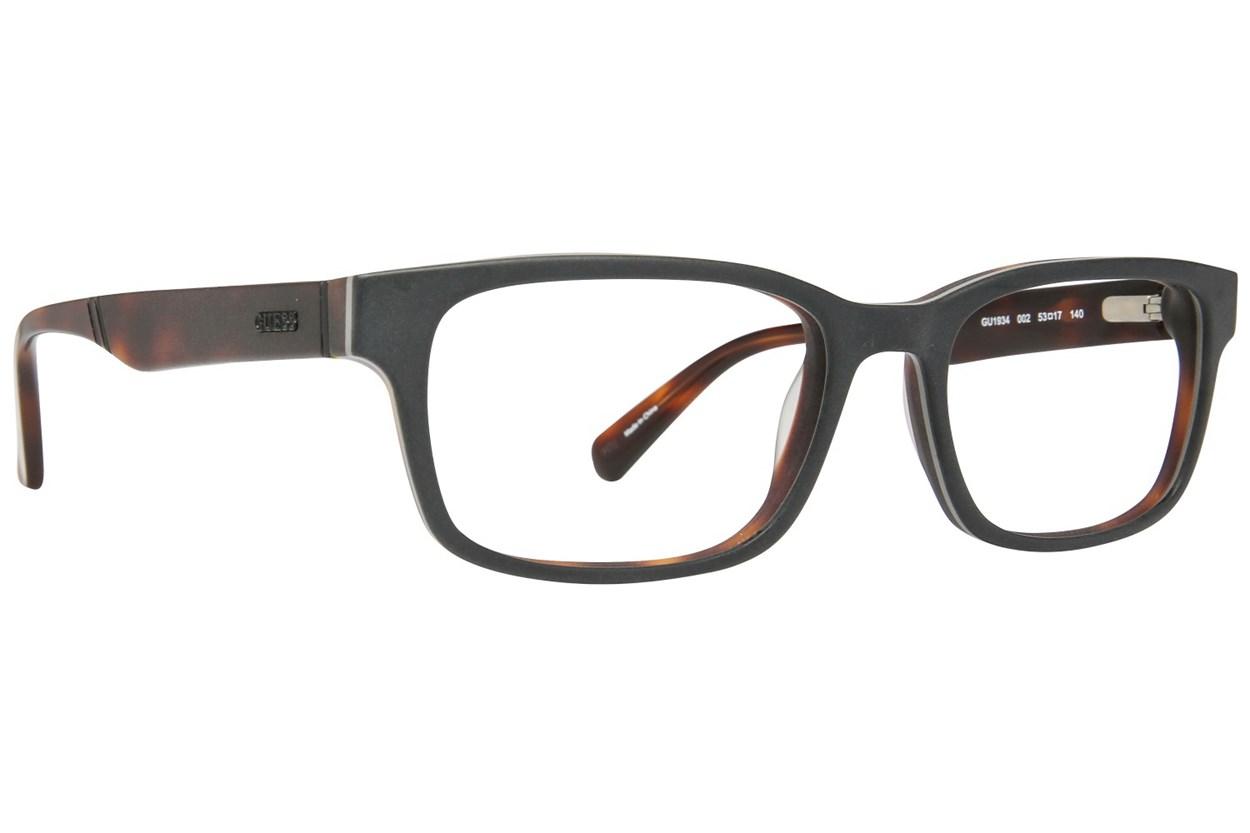 GUESS GU 1934 Black Eyeglasses