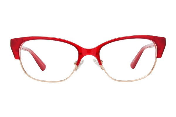 GUESS GU 2590 Red Eyeglasses