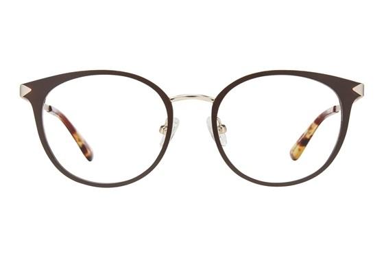 GUESS GU 2639 Brown Eyeglasses