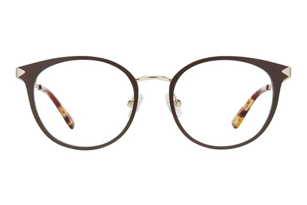 GUESS GU 2639 Brown Eyeglasses