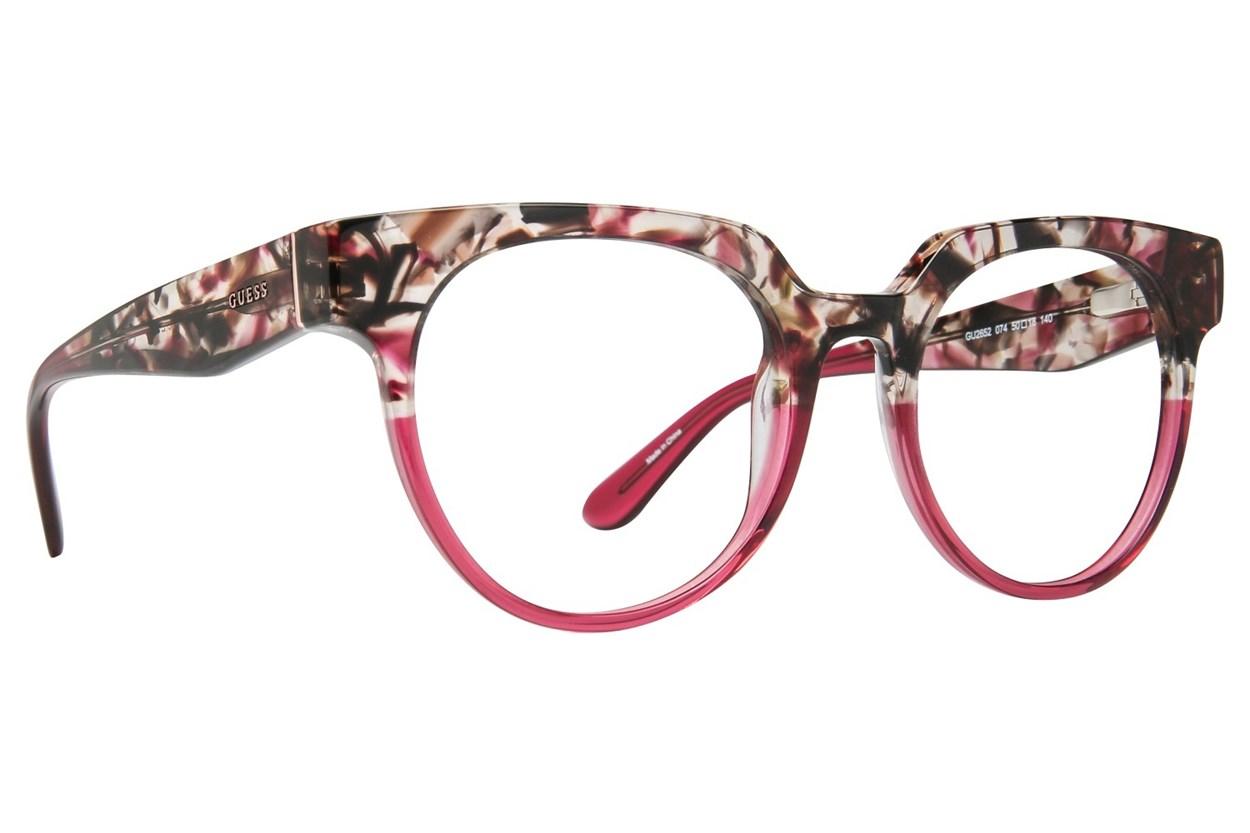 GUESS GU 2652 Pink Eyeglasses