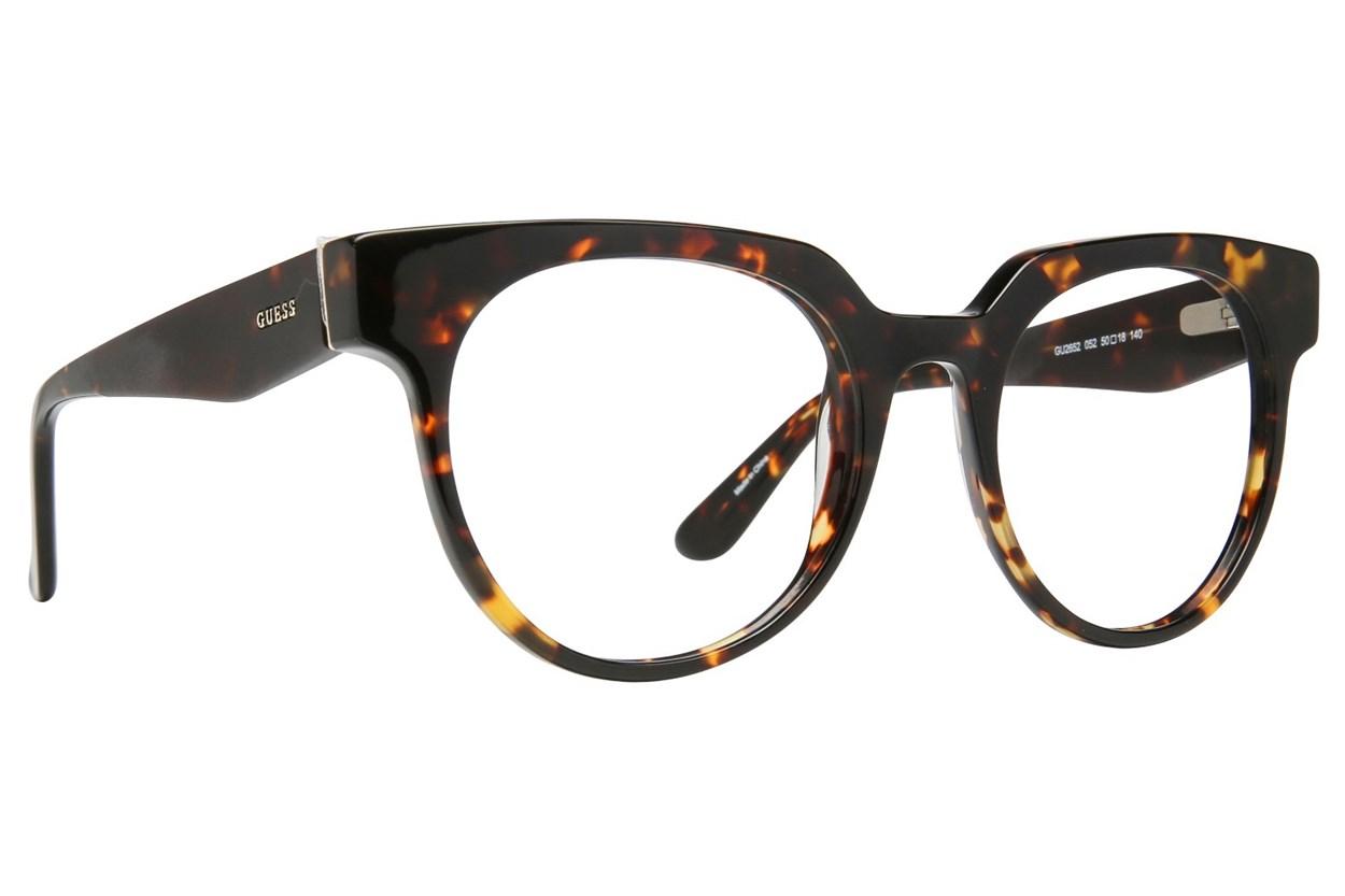GUESS GU 2652 Tortoise Eyeglasses