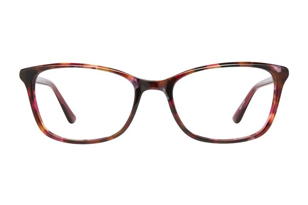 GUESS GU 2658 Eyeglasses - Red