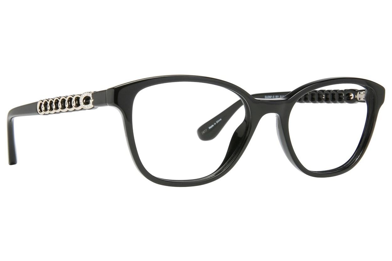 GUESS GU 2661-S Black Eyeglasses