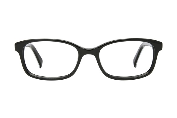 GUESS GU 9158 Eyeglasses - Black