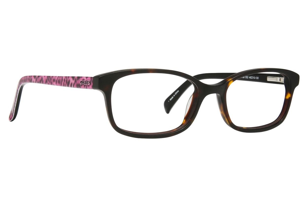 GUESS GU 9158 Tortoise Eyeglasses