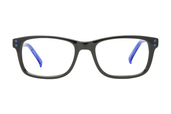 GUESS GU 9161 Eyeglasses - Black