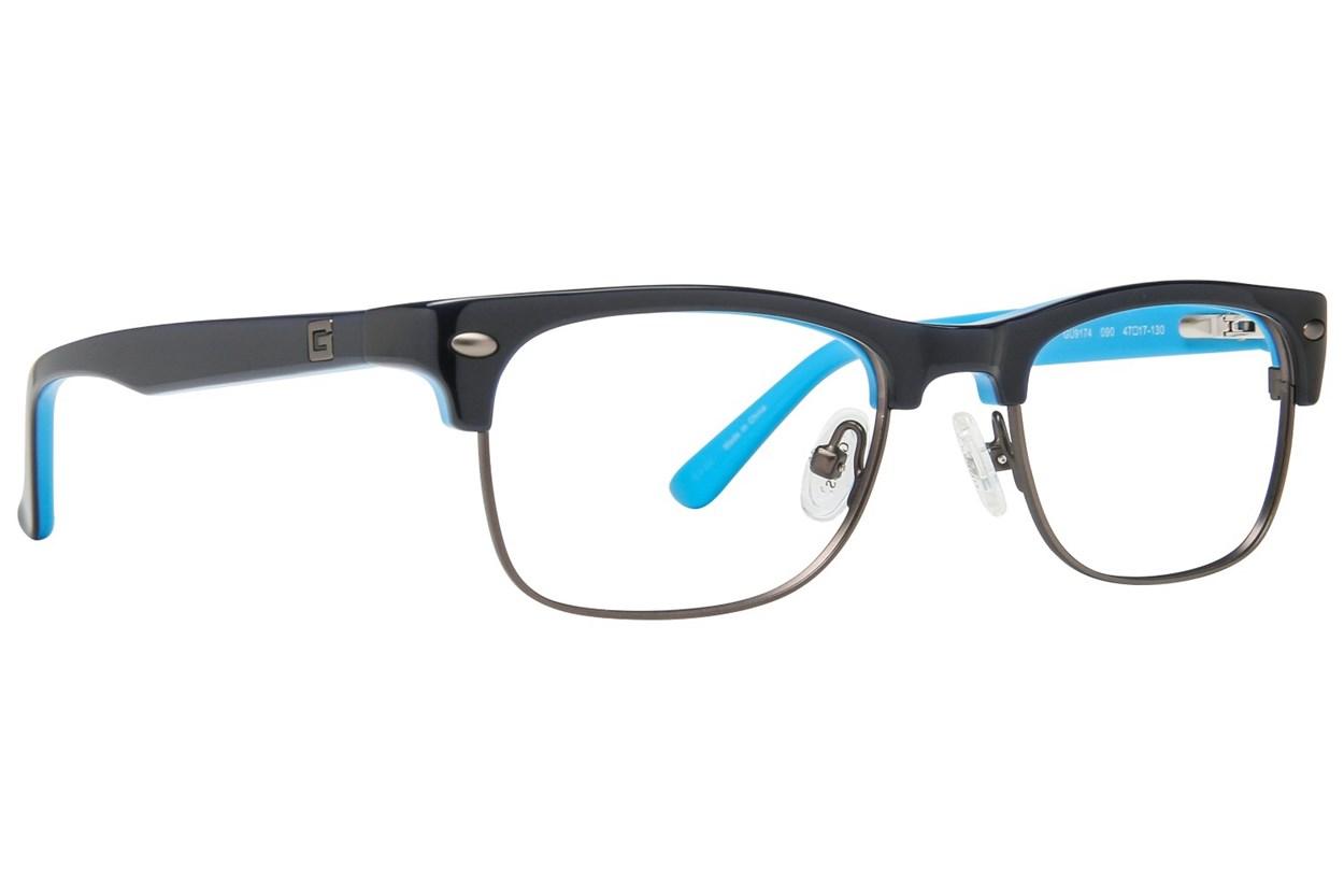 GUESS GU 9174 Blue Eyeglasses