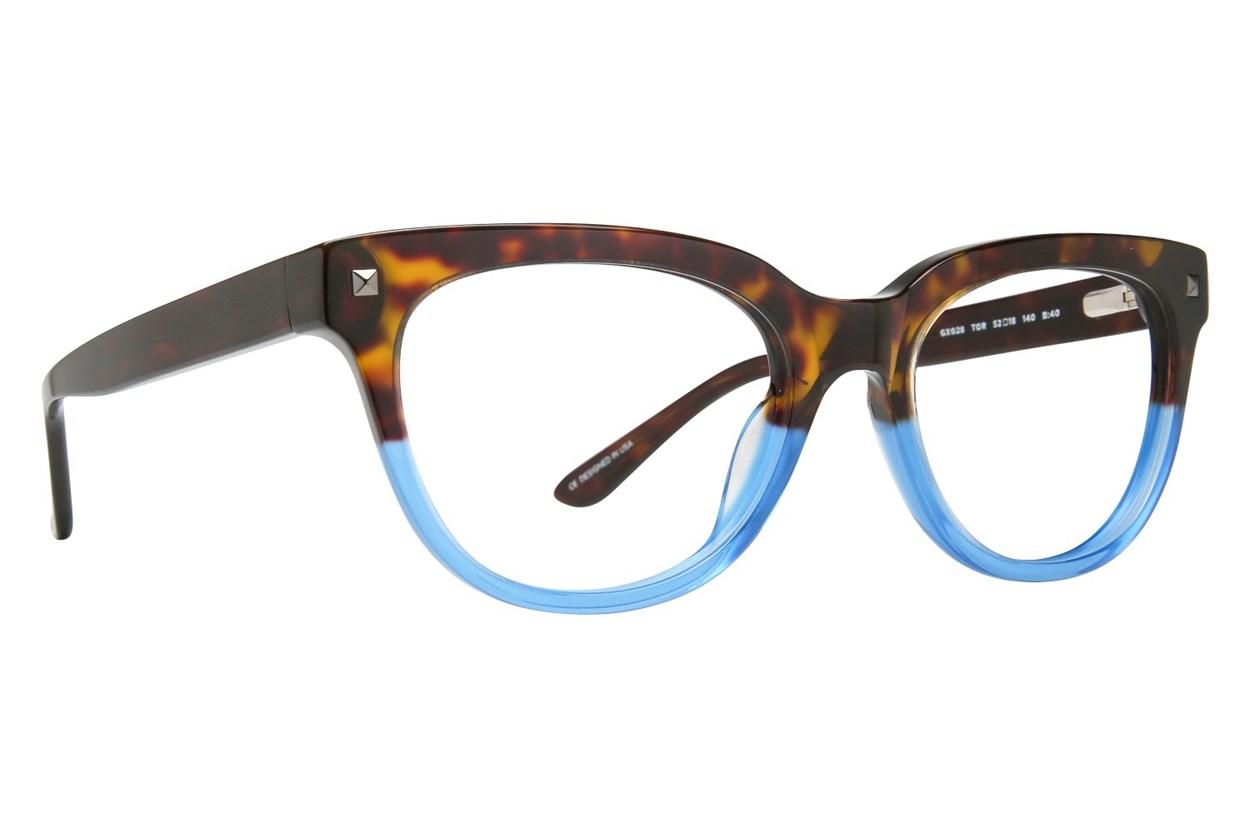 GX By Gwen Stefani GX028 Tortoise Eyeglasses