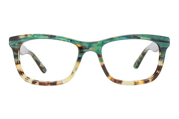 GX By Gwen Stefani GX029 Eyeglasses - Green