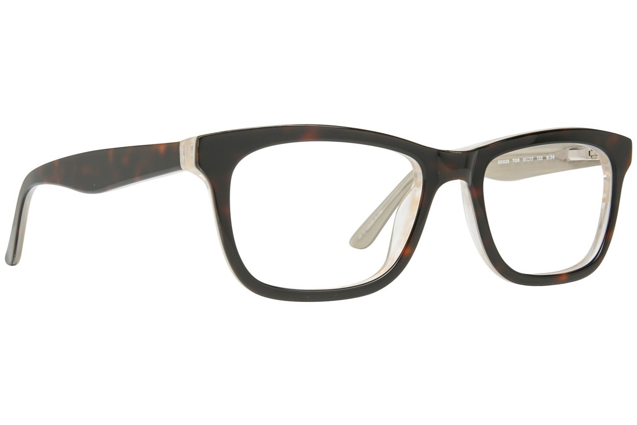 GX By Gwen Stefani GX029 Tortoise Eyeglasses