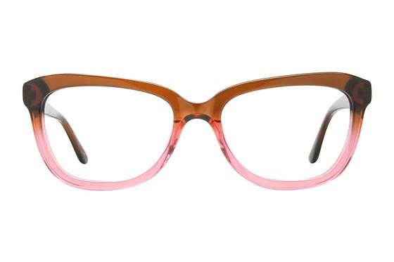 GX By Gwen Stefani GX030 Brown Eyeglasses