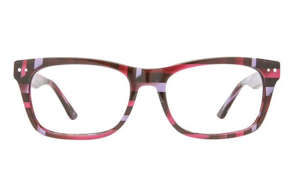 GX By Gwen Stefani GX034 Purple Eyeglasses