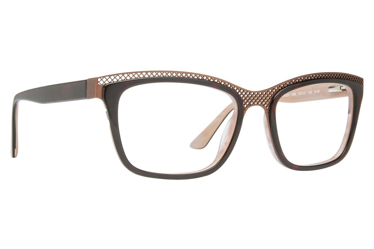 GX By Gwen Stefani GX035 Tortoise Eyeglasses