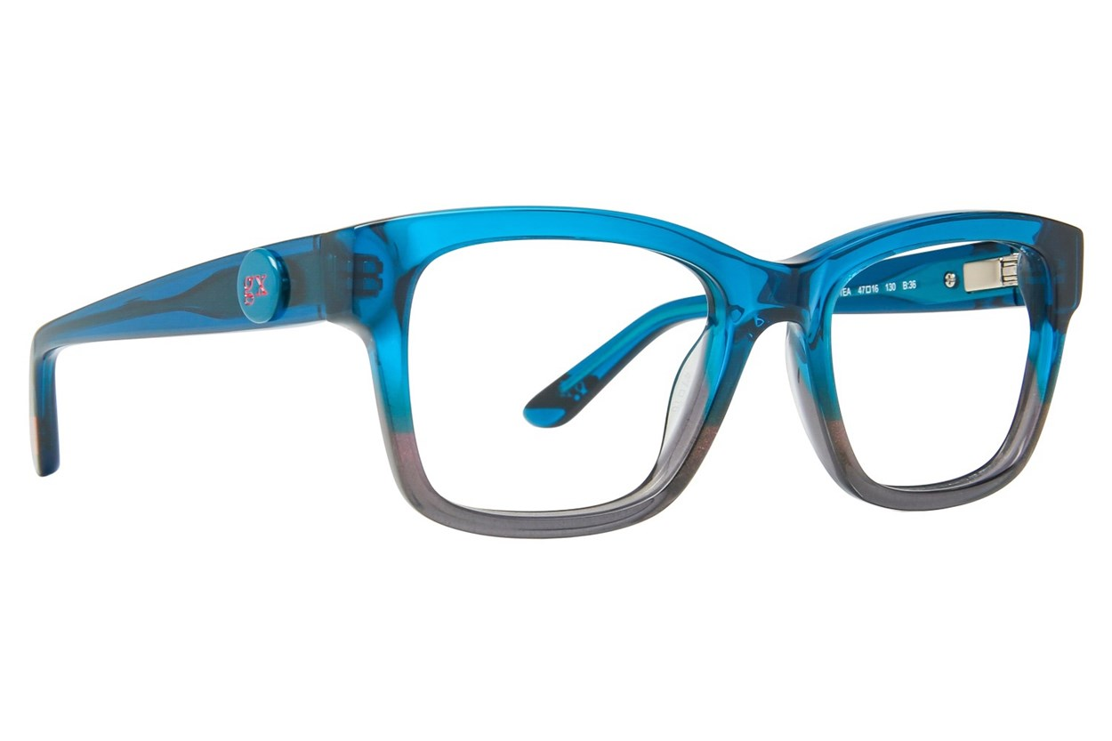 GX By Gwen Stefani GX800 Blue Eyeglasses