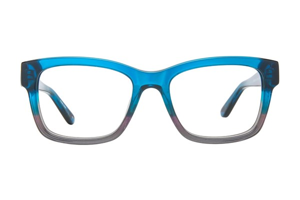 GX By Gwen Stefani GX800 Eyeglasses - Blue