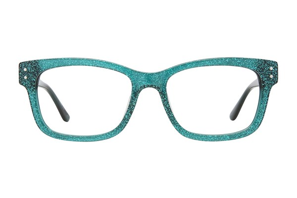 GX By Gwen Stefani GX804 Green Eyeglasses