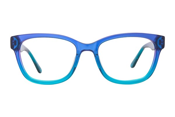 GX By Gwen Stefani GX806 Eyeglasses - Blue