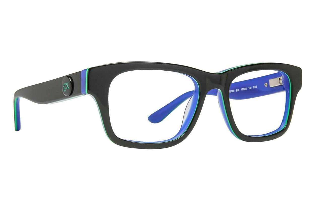 GX By Gwen Stefani GX900 Black Eyeglasses