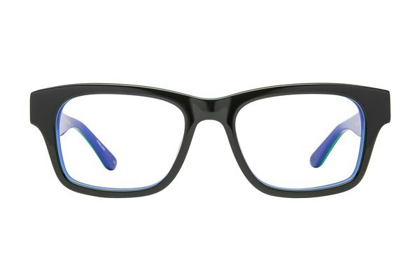 GX By Gwen Stefani GX900 Black Eyeglasses