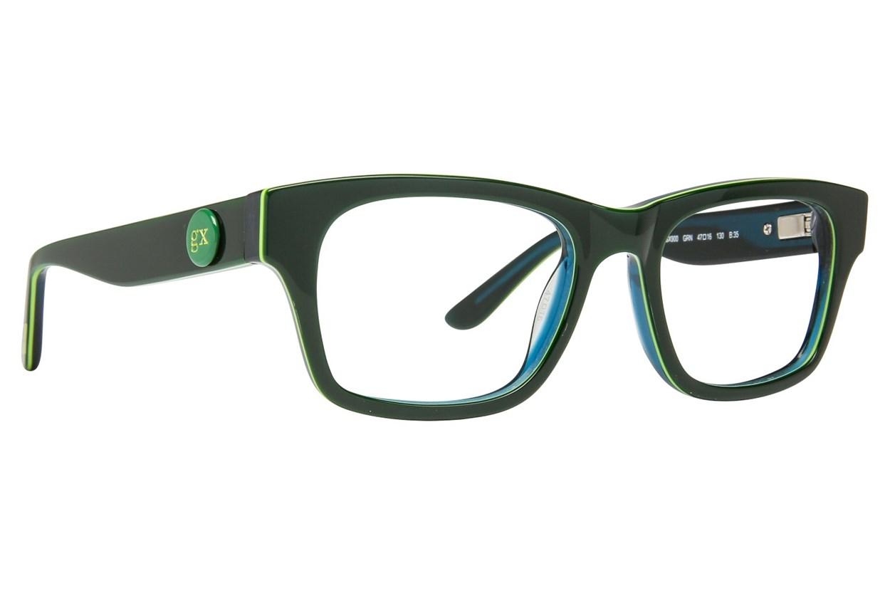GX By Gwen Stefani GX900 Green Eyeglasses