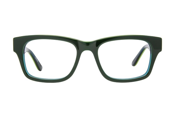 GX By Gwen Stefani GX900 Green Eyeglasses