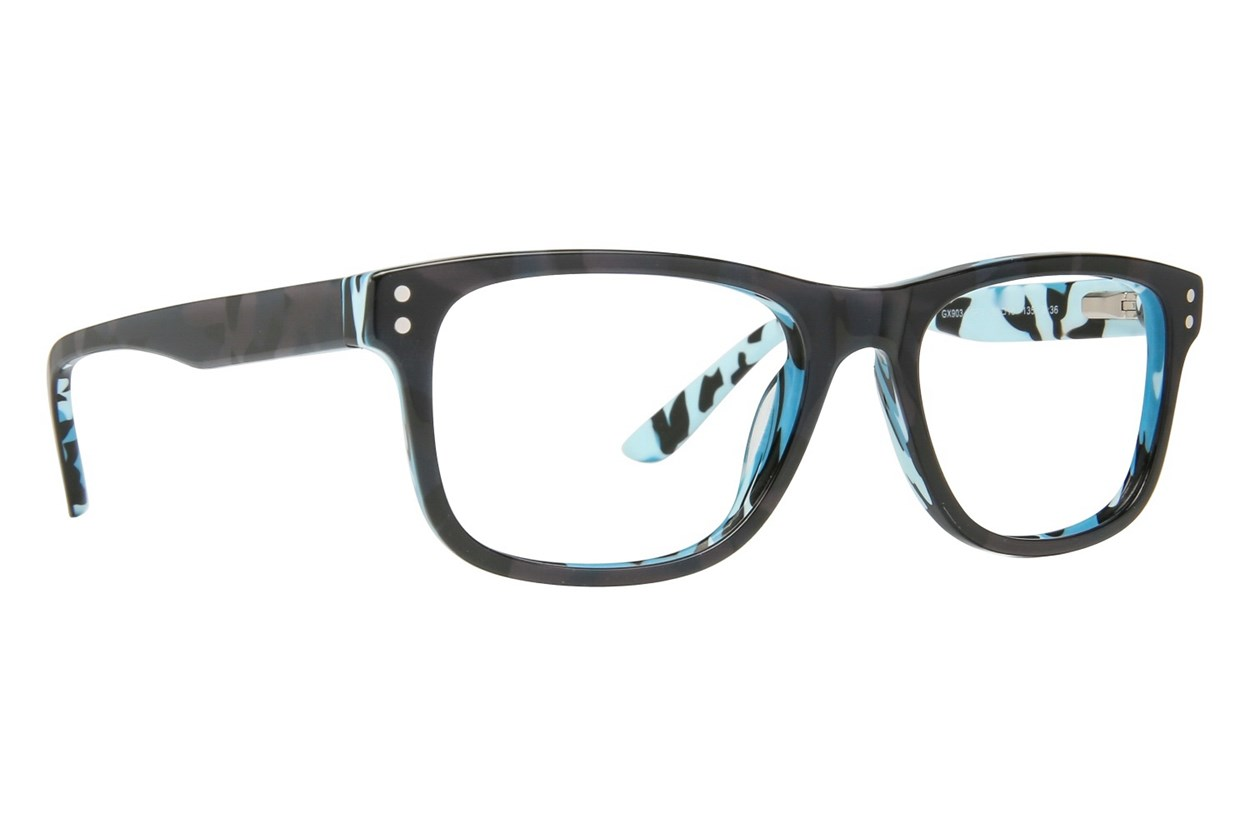 GX By Gwen Stefani GX903 Gray Eyeglasses