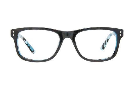 GX By Gwen Stefani GX903 Gray Eyeglasses