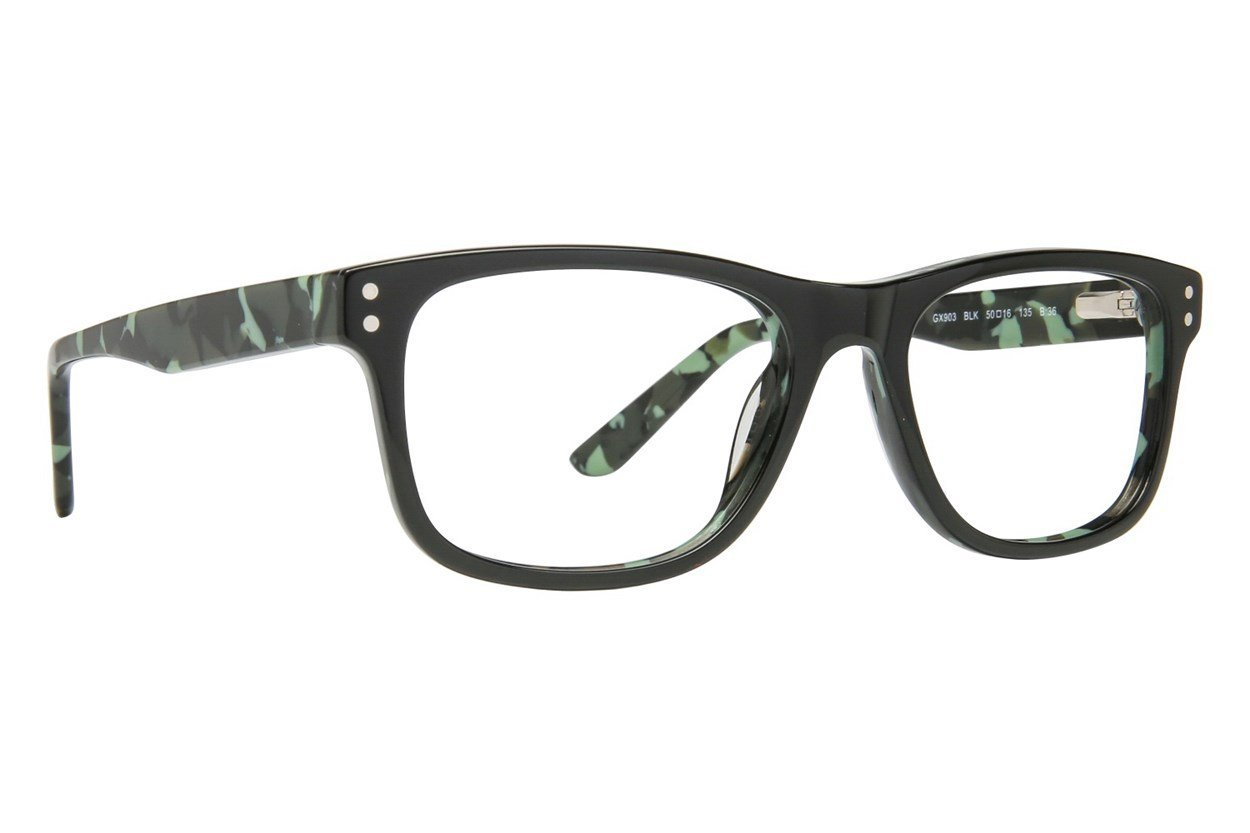 GX By Gwen Stefani GX903 Black Eyeglasses