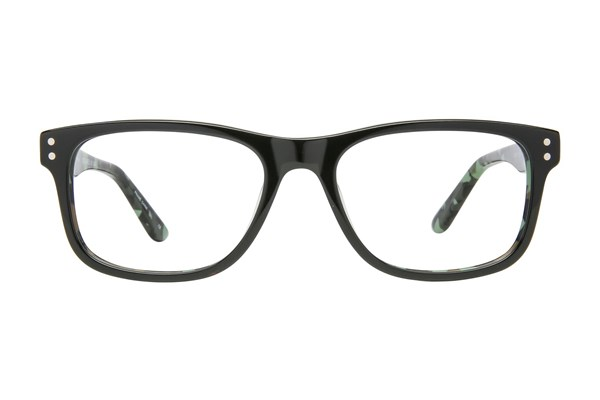GX By Gwen Stefani GX903 Black Eyeglasses