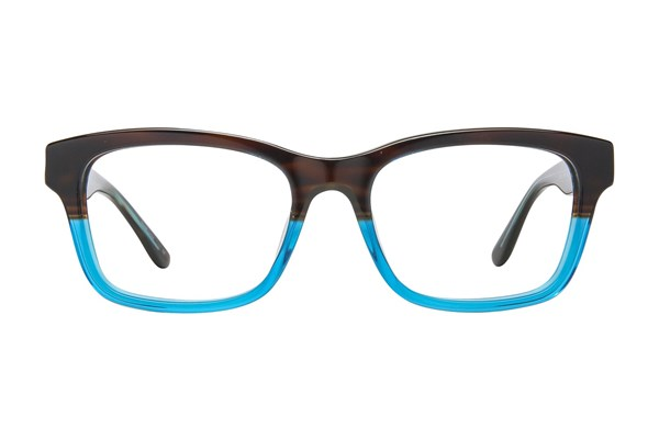 GX By Gwen Stefani GX904 Brown Eyeglasses