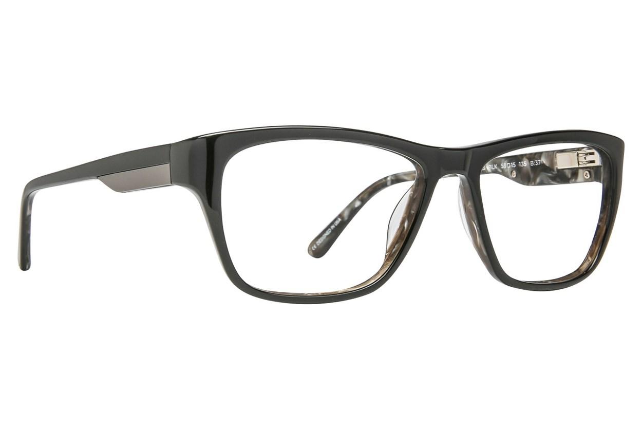 L.A.M.B. By Gwen Stefani LA033 Black Eyeglasses