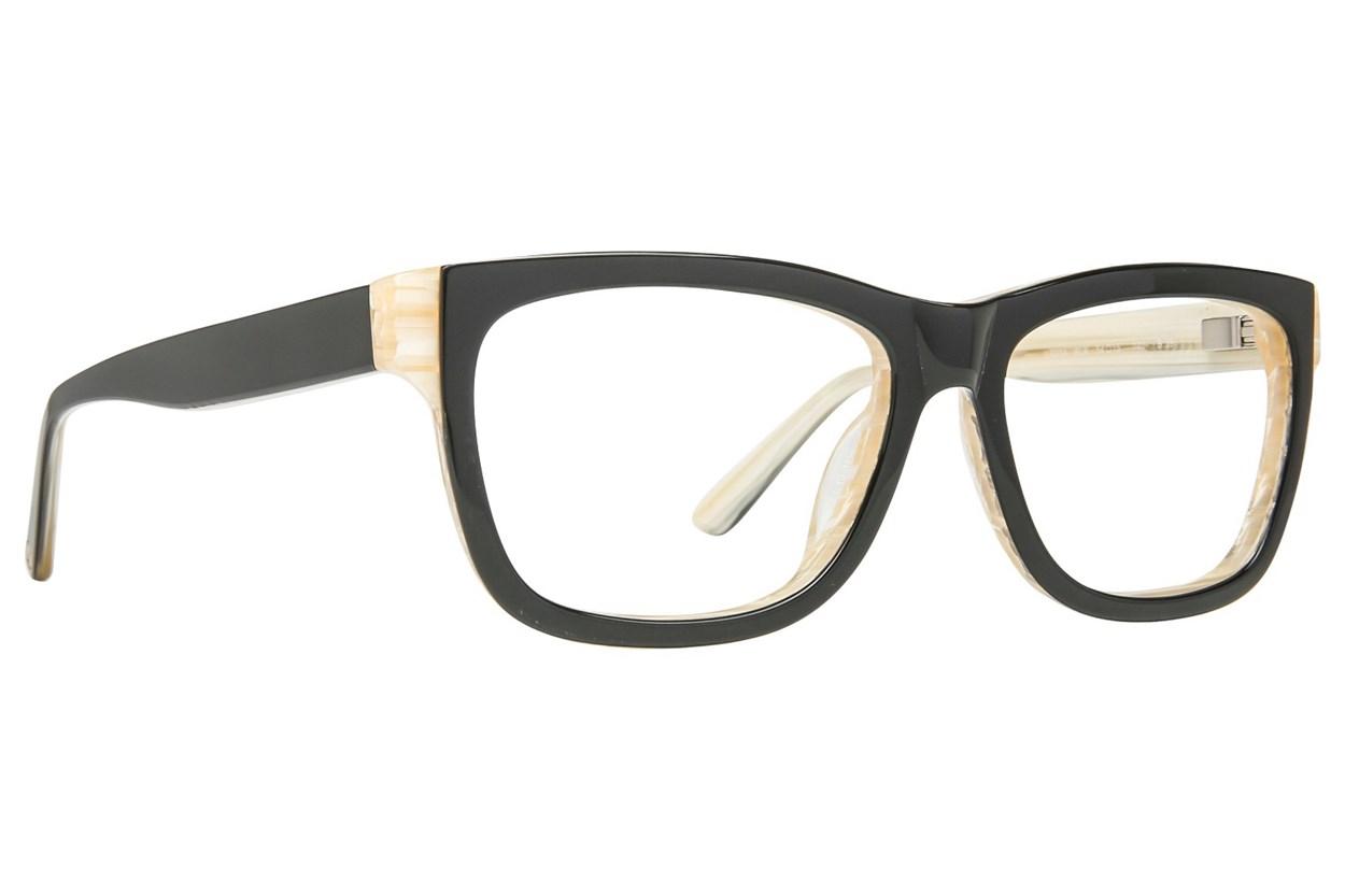 L.A.M.B. By Gwen Stefani LA034 Black Eyeglasses