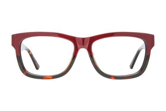 L.A.M.B. By Gwen Stefani LA034 Wine Eyeglasses