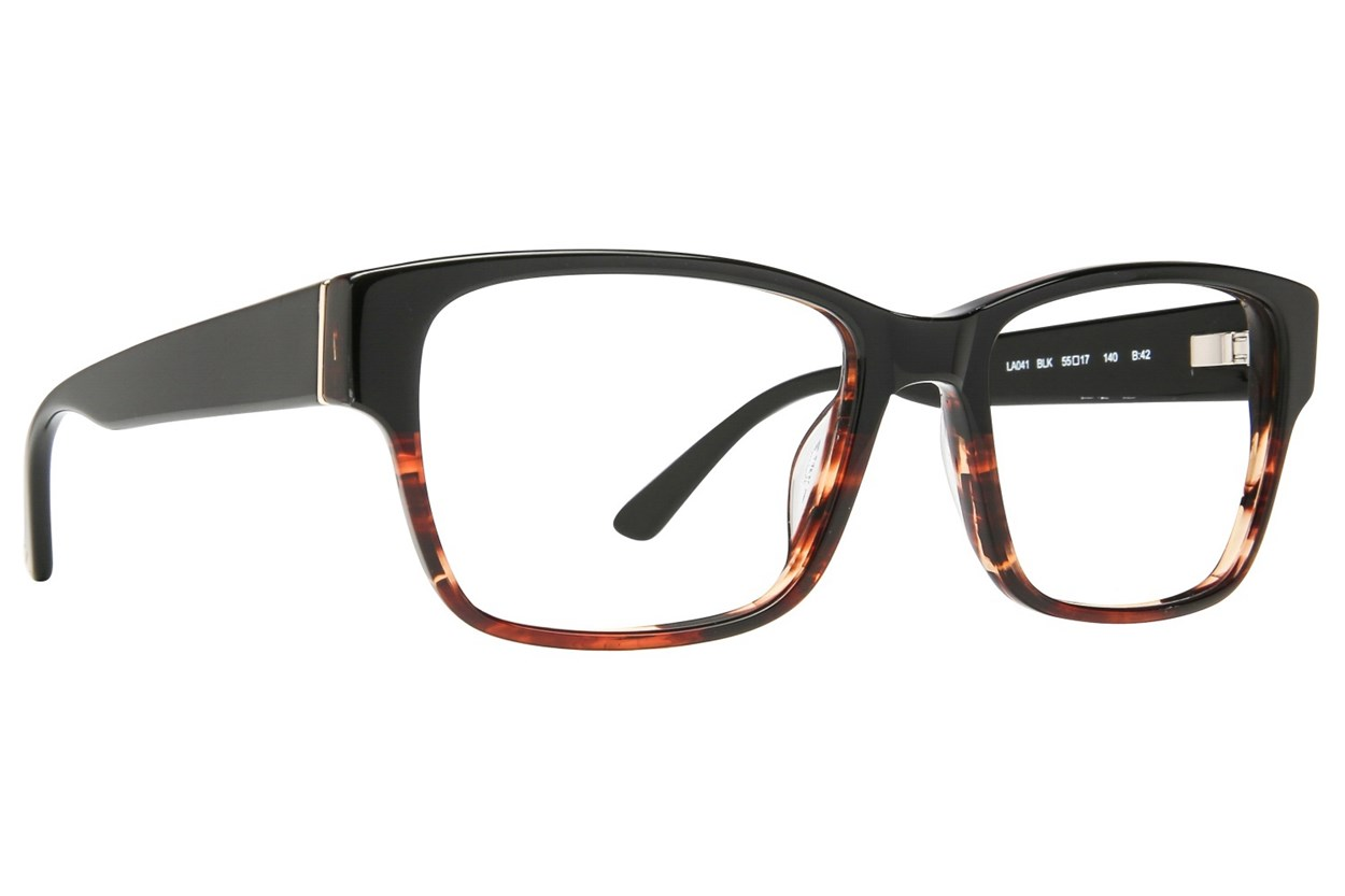 L.A.M.B. By Gwen Stefani LA041 Black Eyeglasses