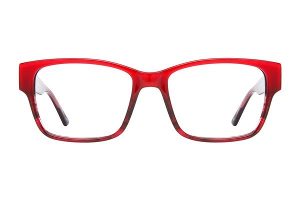 L.A.M.B. By Gwen Stefani LA041 Red Eyeglasses