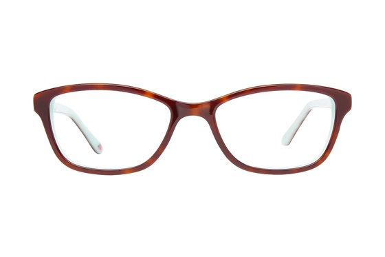 Lulu Guinness LK002 Tortoise Eyeglasses