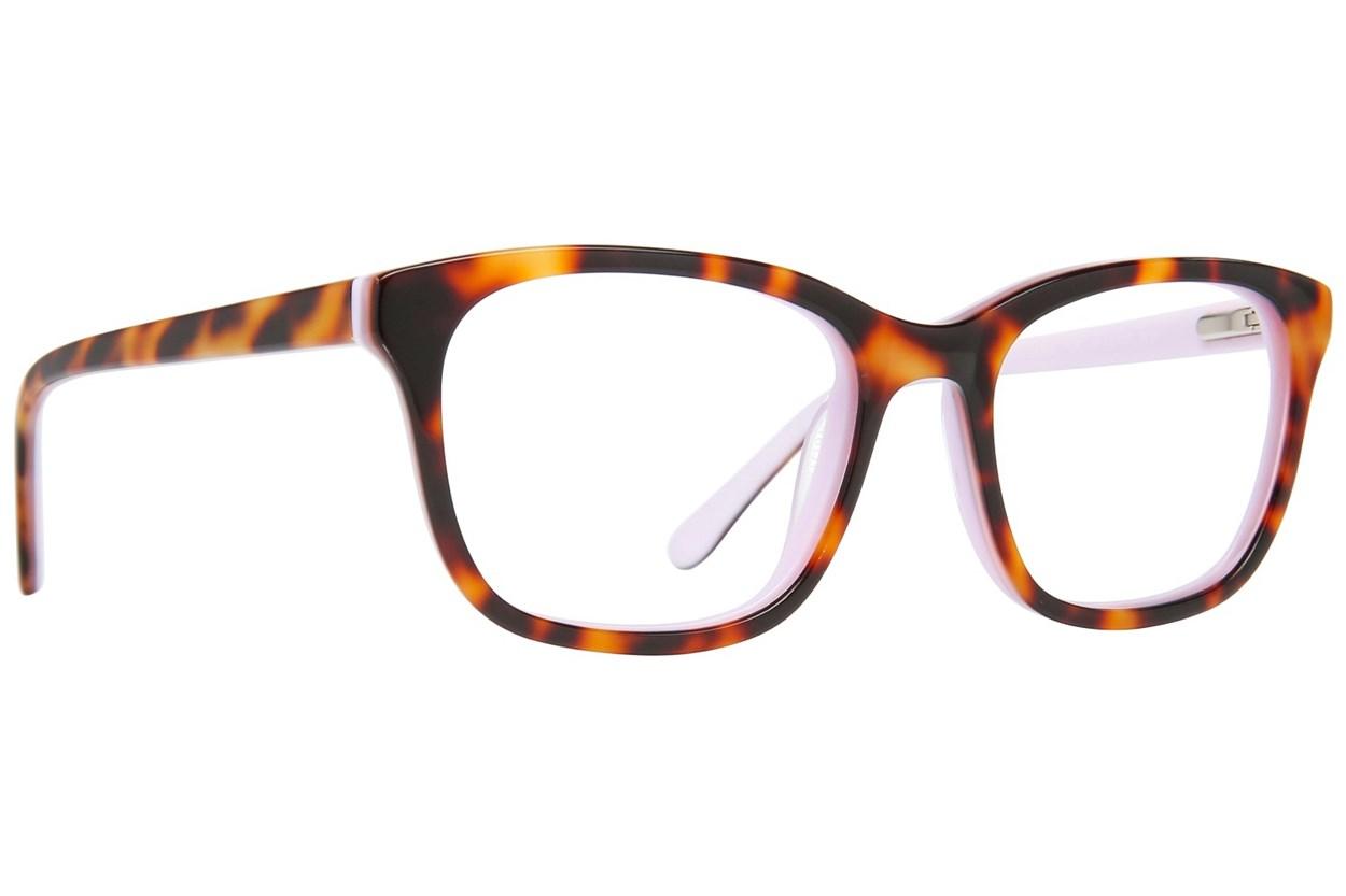 Lulu Guinness LK005 Tortoise Eyeglasses