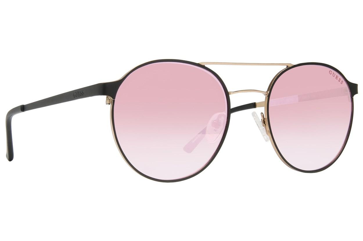 GUESS GU 3023 Black Sunglasses