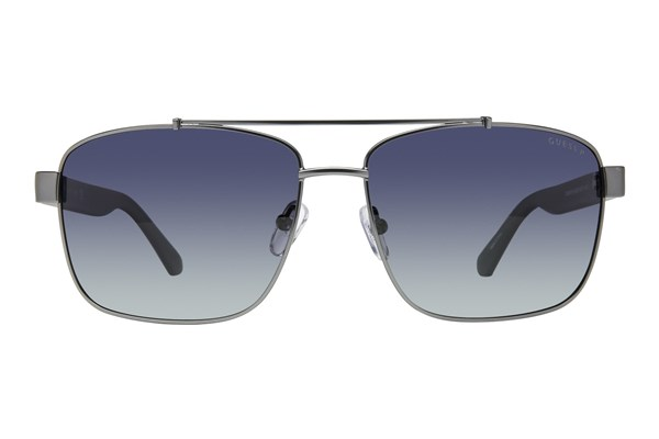 GUESS GU 6894 Gray Sunglasses