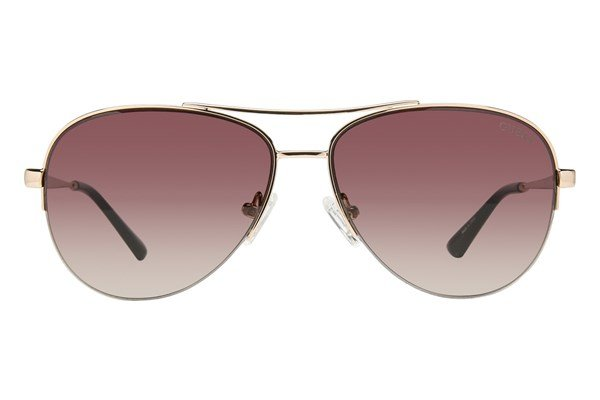 GUESS GU 7468 Sunglasses - Gold
