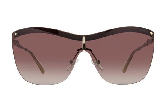 GUESS GU 7471 Gold Sunglasses
