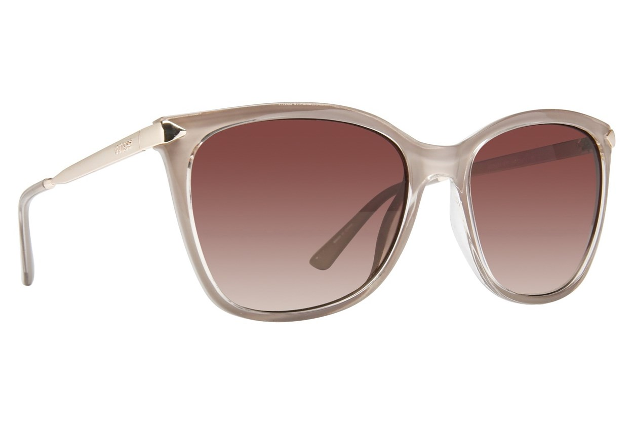 GUESS GU 7483 Sunglasses - Tan