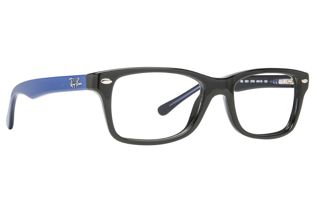 Ray-Ban® Youth RY1531 Black Eyeglasses