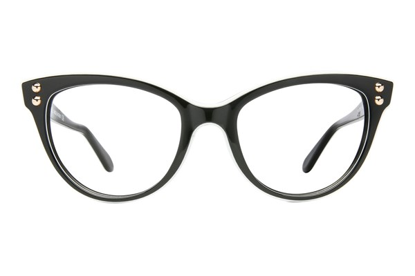 Moschino MO209V Eyeglasses - Black