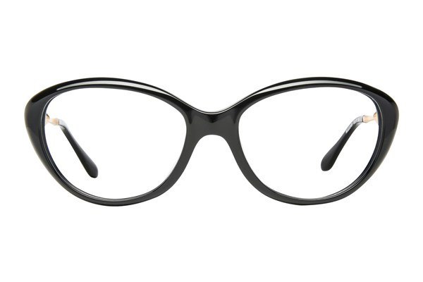 Moschino MO233V Eyeglasses - Black