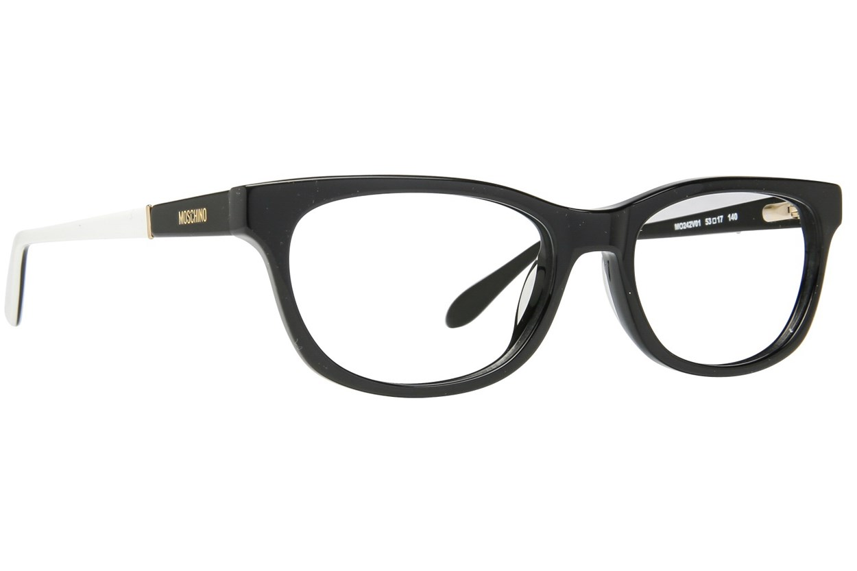 Moschino MO242V Eyeglasses - Black